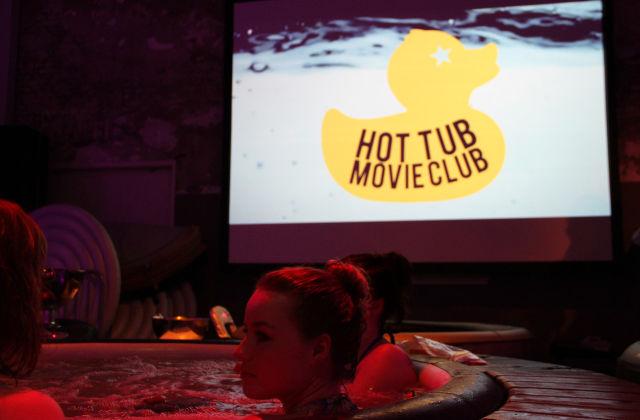 A Movie Club with a Twist