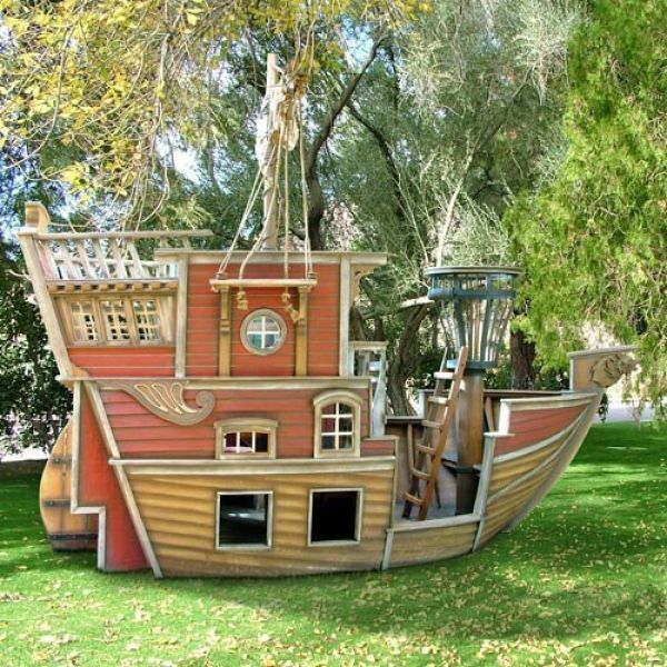 Backyards That Your Kids Will Go Crazy for