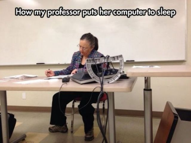 These Teachers Totally Rule