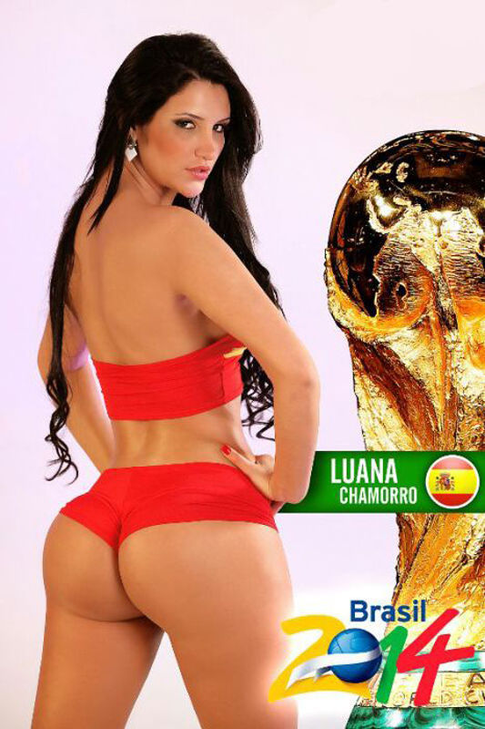 2014's Sizzling Hot FIFA World Cup Calendar