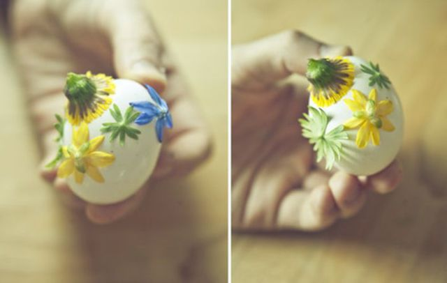 How to Turn Eggs into Creative Easter Treasures