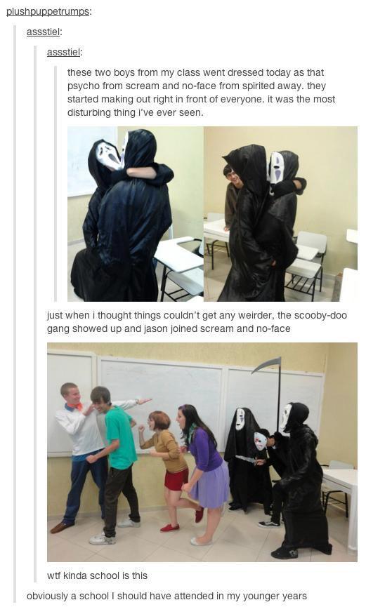 Proof That School Wasn't Always a Drag