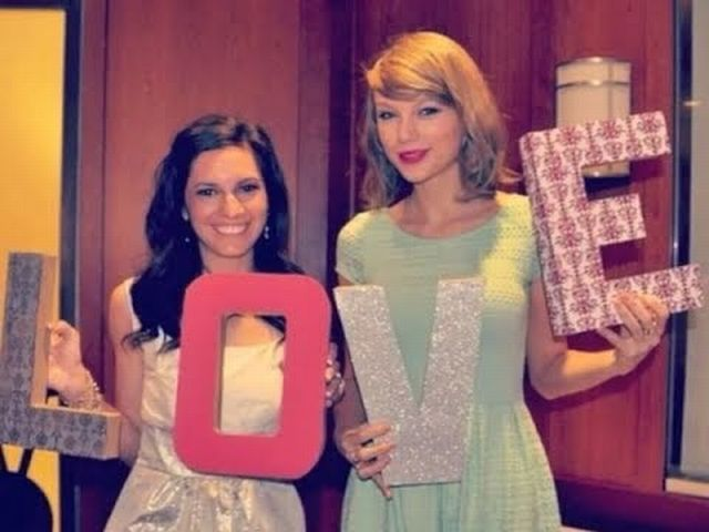 Taylor Swift Surprises Fan by Showing Up at Her Bridal Shower