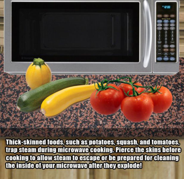 Tips and Tricks for Making Life Easier Using a Microwave