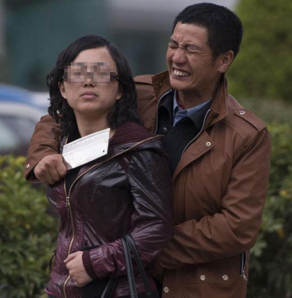 Horrific Public Chinese Hostage Situation