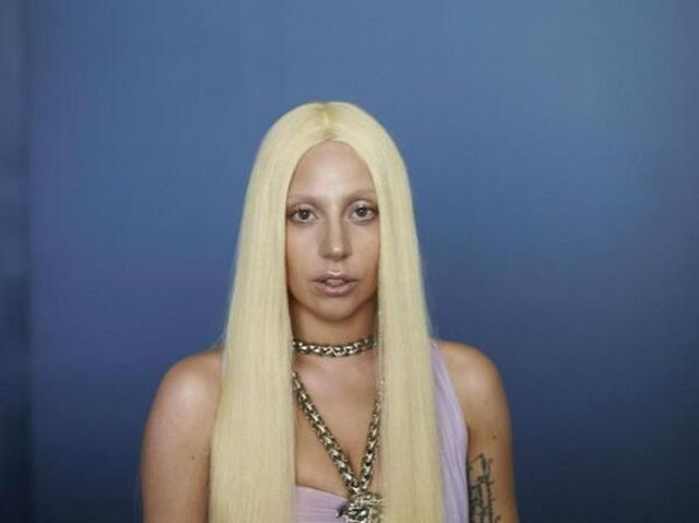 Original vs. Retouched Photos of Lady Gaga