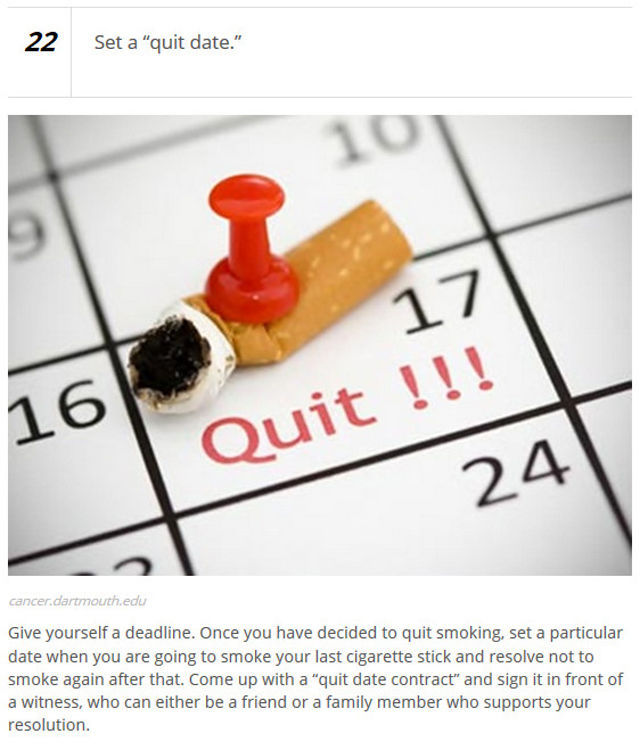 Stop Smoking Now with These Great Tips
