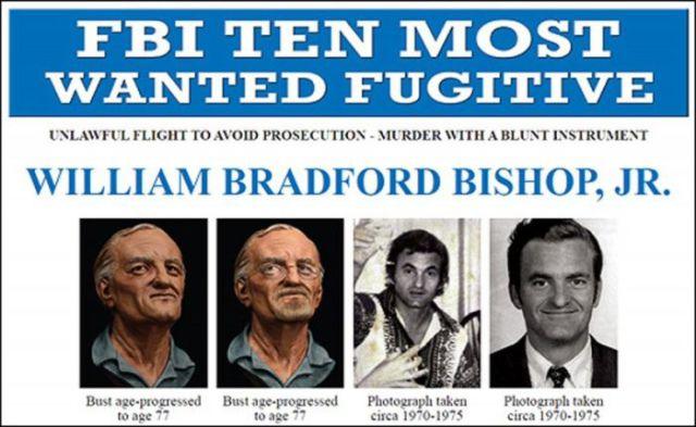 The Top 10 Fugitives on America's Most Wanted List