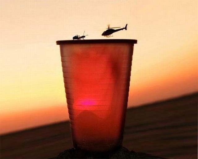 Brilliant Timing Creates Epic Photos