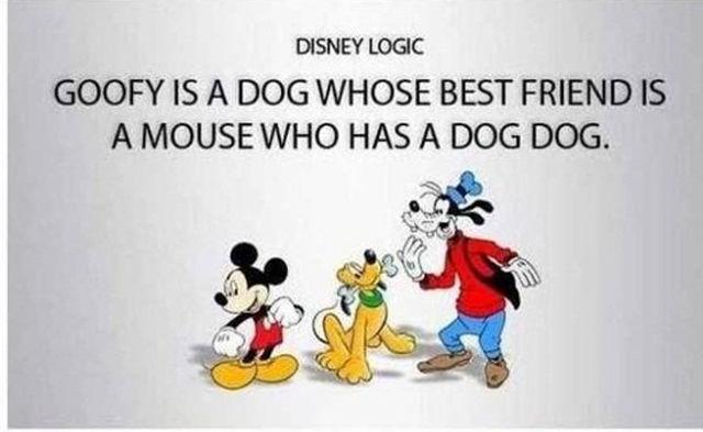 Pointless Cartoon Logic