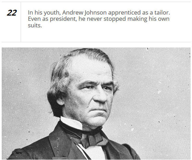 Brush Up on Your Facts about US Presidents