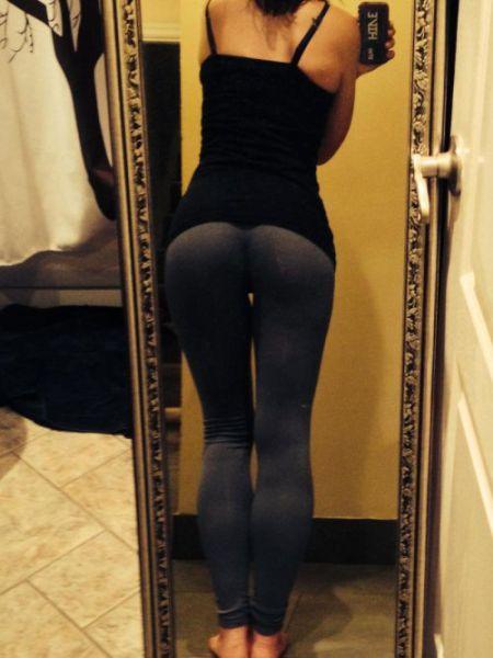 Brilliant Women Yoga Pants Sport Fitness Patchwork Zipper Push-Up Sports Pants Tight Elastic Fitness Sweat ...