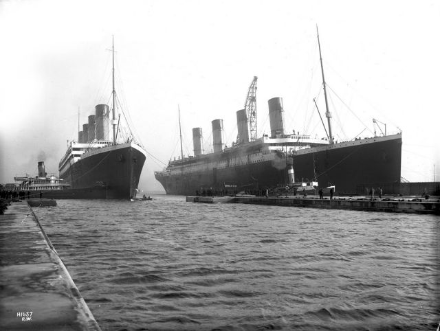 Photos of the Titanic That Are Historically Significant