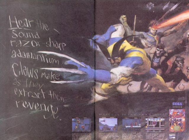 Classic Video Game Adverts from the 90s