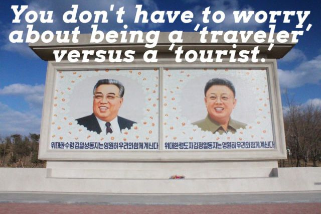 Reasons Why Americans Will Love Being Tourists in North Korea