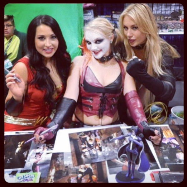 The Wonderful Women of Wondercon 2014