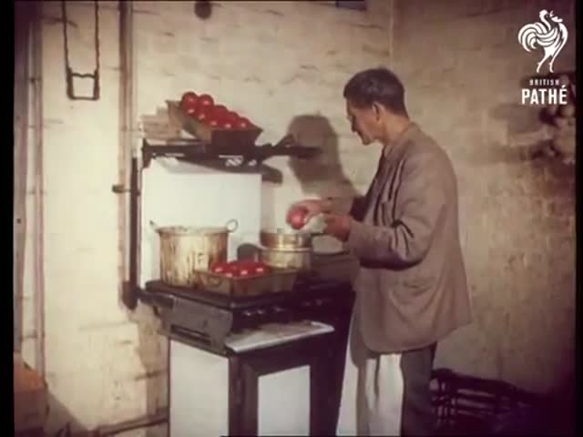 How Cricket Balls Were Made 50 Years Ago  (VIDEO)