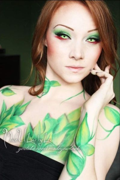 Out-of-this-world Fantasy Makeup Art