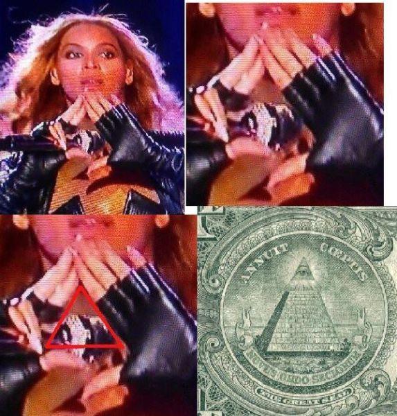 Proof That the Illuminati Are Everywhere!