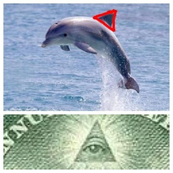 Proof That the Illuminati Are Everywhere!