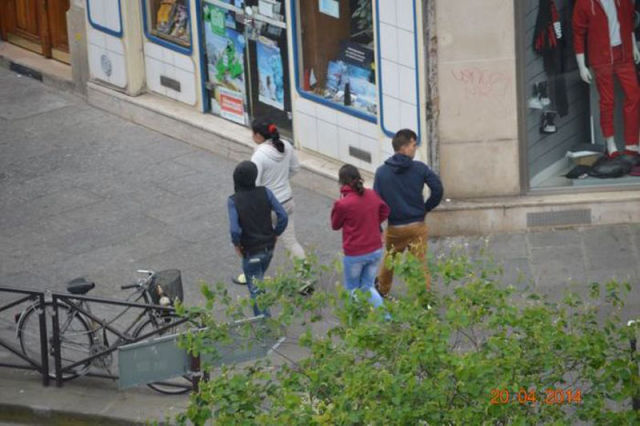 Tourists Fall Victim to Roma Gangs