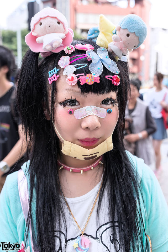 Bizarre Fashion Trends Of The Japanese Youth (39 Pics