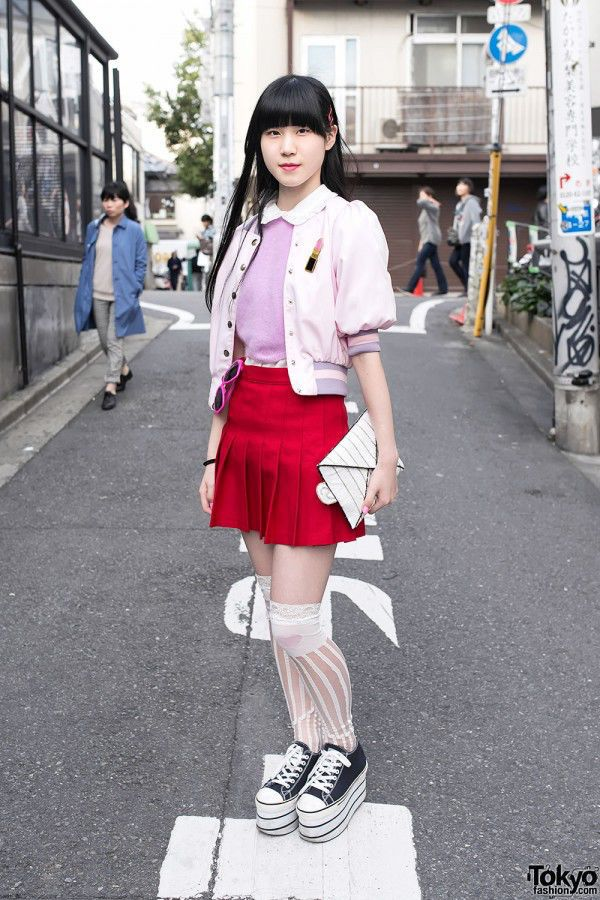 Bizarre Fashion Trends of the Japanese Youth