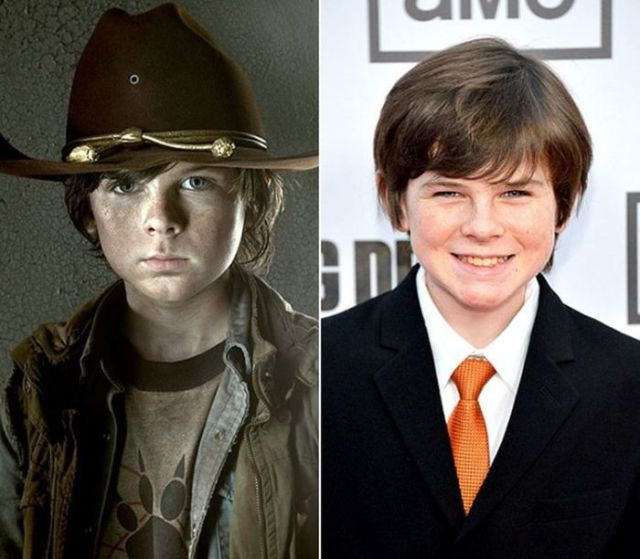 """The Walking Dead"" Cast in Real Life"