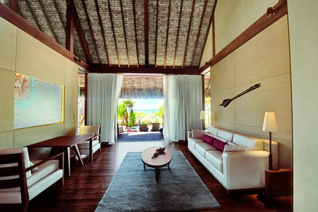 Marlon Brando's Exotic Luxury Island Resort