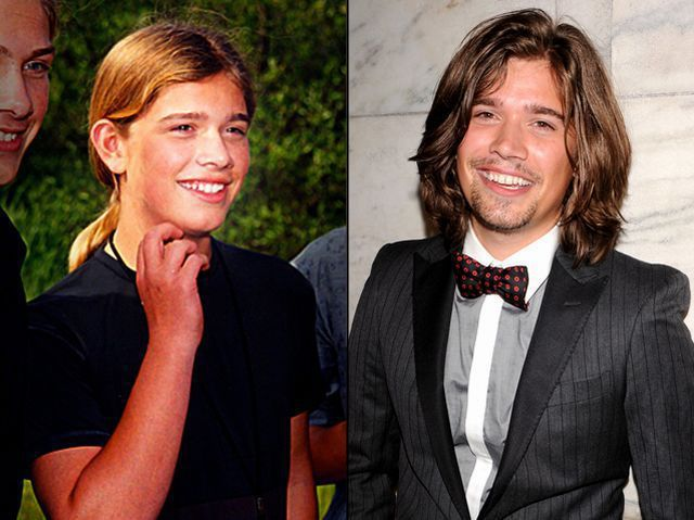 Then and Now Pictures of Celebrities