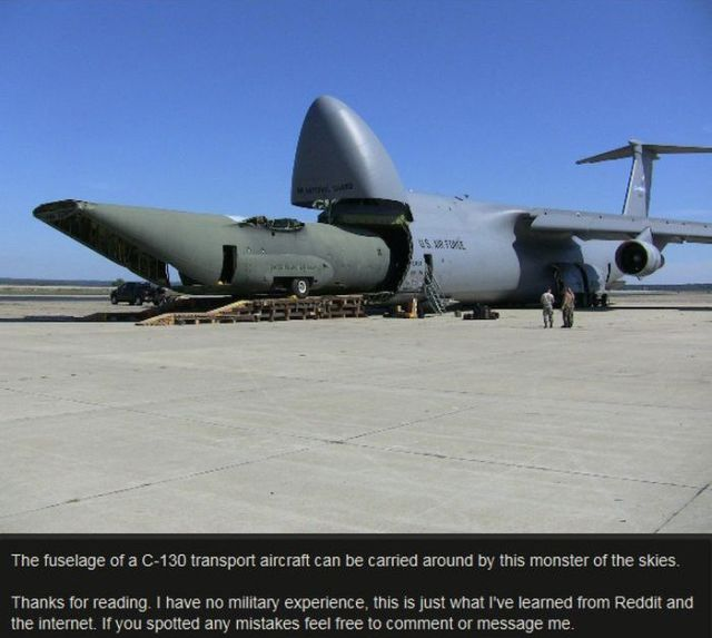 The Amazing Carrying Capacity of the C-5 Galaxy