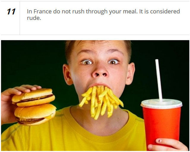 Things You Need to Remember When Eating out in Strange Countries