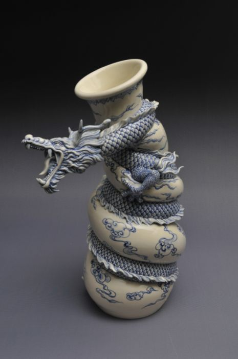 A Piece of Pottery That Is Totally Awesome