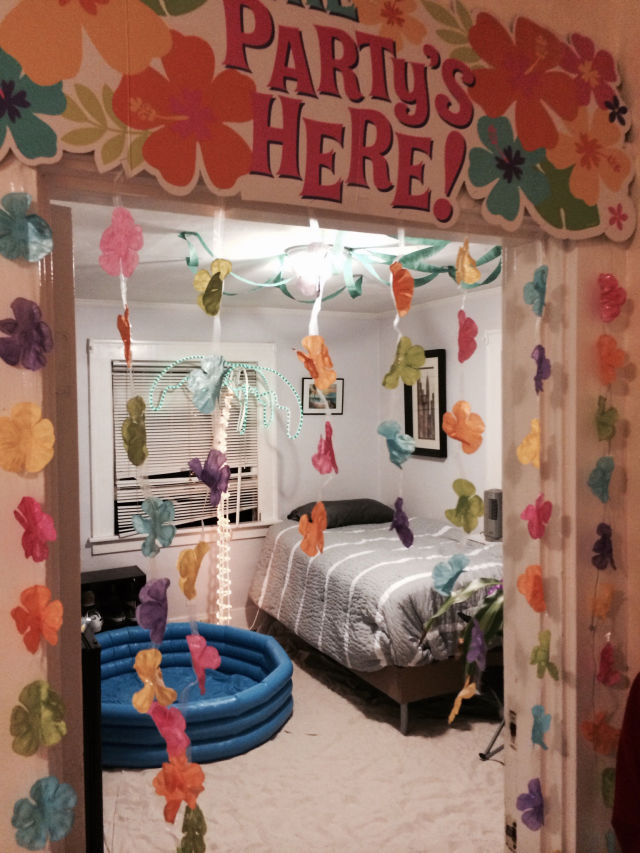 Guys Treat Their Friend to an Epic Room Makeover
