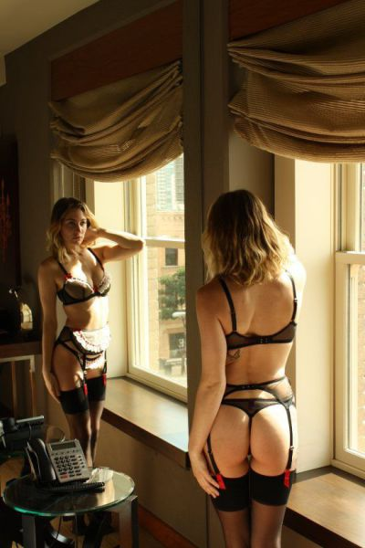 Lingerie Is Man's Best Friend