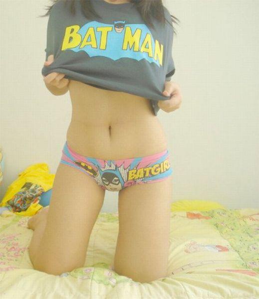 Девушки супергерои (53 фото)