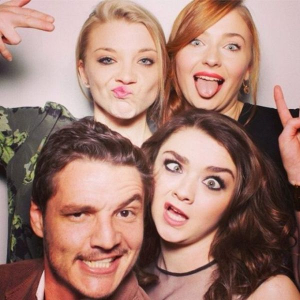 """Fun and Games with the """"Game of Thrones"""" Cast"""