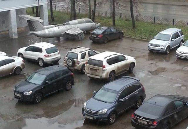 Only in Russia Would You Find This!