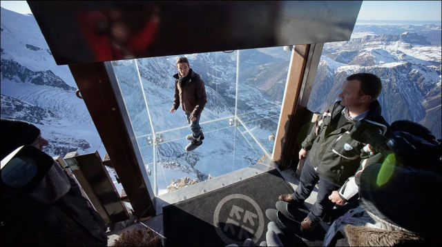The Most Thrilling Observation Platform in the World