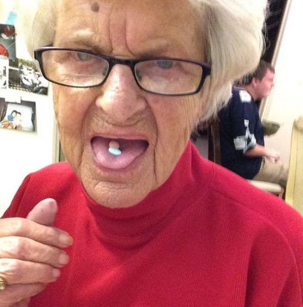 This Badass Grandma Is Cooler Than Some Teens