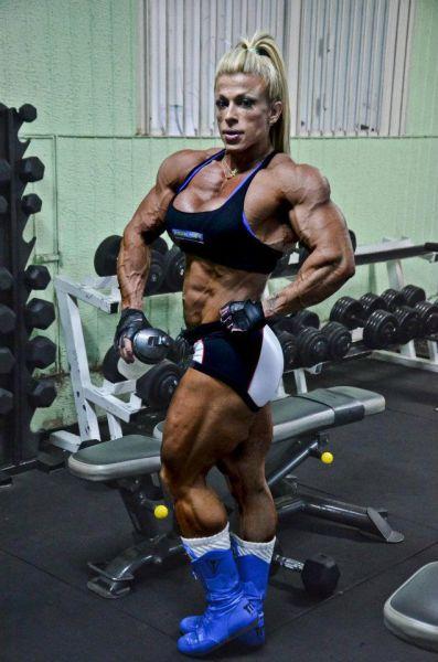 Bodybuilding Makes Women Look Like Men