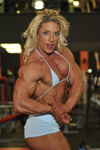 Muscle girl dating