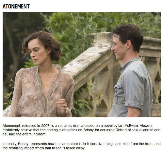 Movie Endings That Are Commonly Misinterpreted