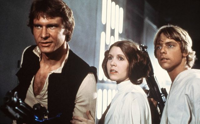 The Official New Cast of Star Wars Episode VII