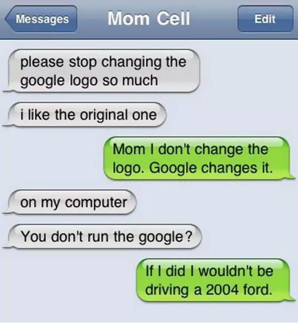 Why Texting Is Not for Parents