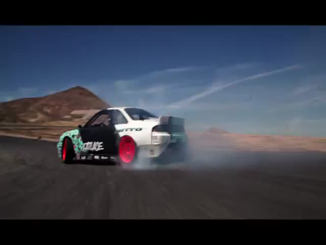 Doing a 360 While Drifting  (VIDEO)