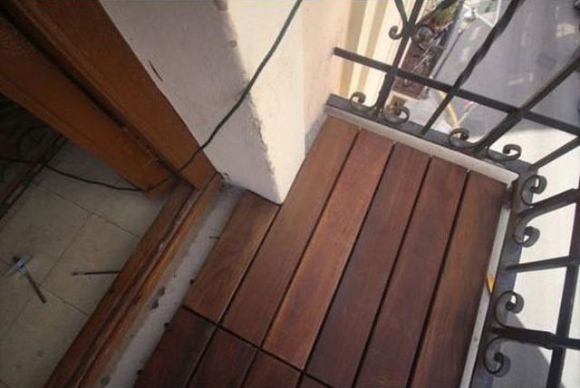A Fun Balcony Transformation That Is Quick and Easy