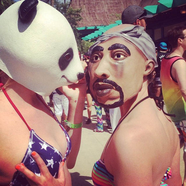 Fun Pool Party Pics from ASU's Wet Electric Music Festival 2014