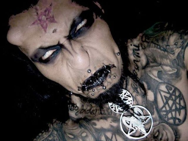 Freaky Body Modifications That Are Super Scary