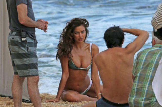 Hot naked irina shayk, bondage small tits movie